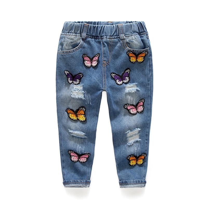 1-6Y Девочки Брюки Весна Baby Girl - Детская одежда