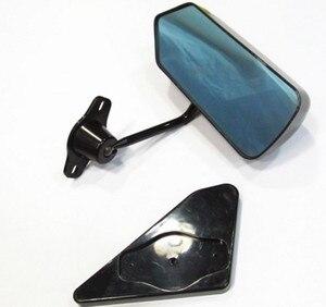 Image 4 - Лучшее гоночное боковое зеркало для BRZ Scion FR S 86 Mustang RX 8 зеркало заднего вида для автомобиля левое + правое зеркало заднего вида