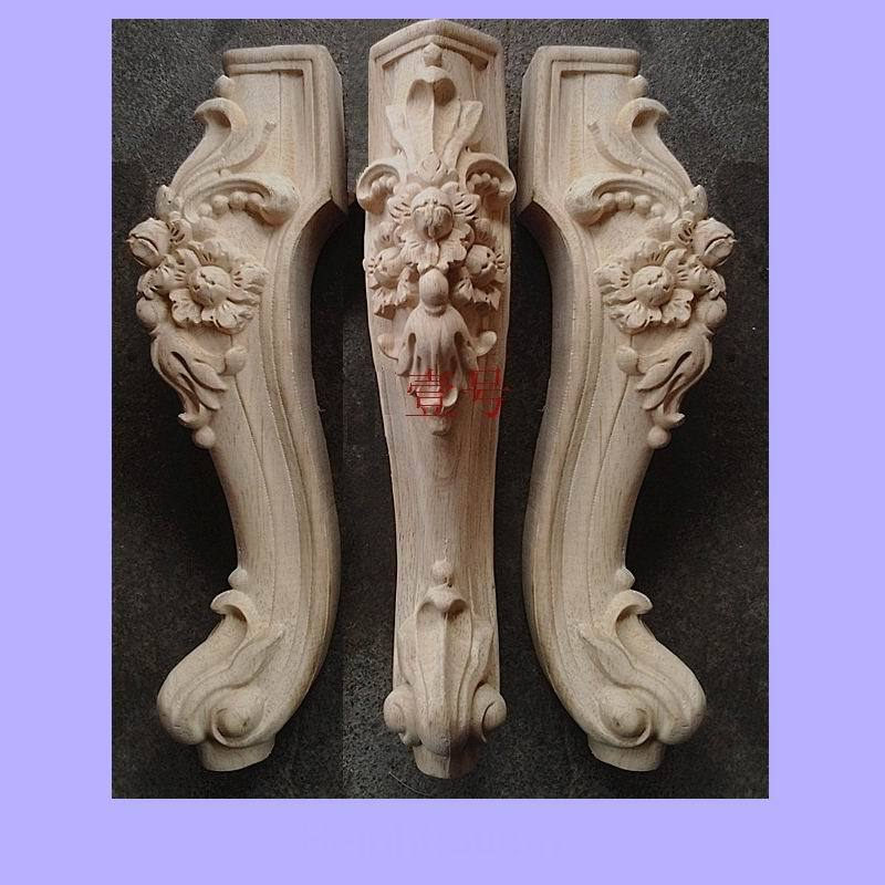 Dongyang Wood Carving Furniture Carved Table Legs Fashion