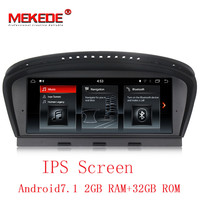 New arrival! ID6 2G+32G Android 7.1 car radio multimedia player for BMW 5 Series E60 E61 E63 E64 E90 E91 E92 CCC CIC system