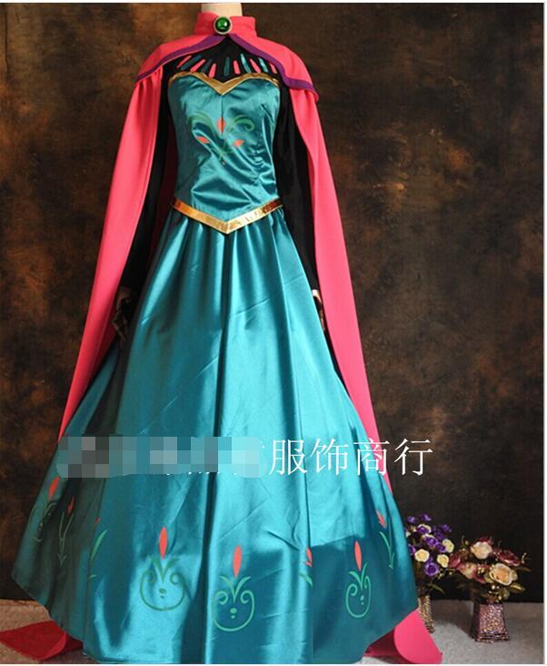 Эльза платье коронации