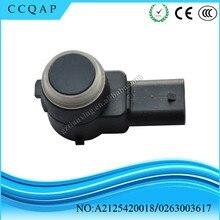 High Performance Car Parking Sensor for Mercedes Benz A2125420018 0263003617