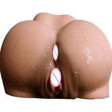 ثلاثية الأبعاد امرأة واقعية كبيرة الشرج ذكر الاستمناء شعور حقيقي مزدوجة ثقوب الحمار لينة بعقب ضيق ألعاب جنسية لأعضاء المرأة مع الواقي الذكري للرجال