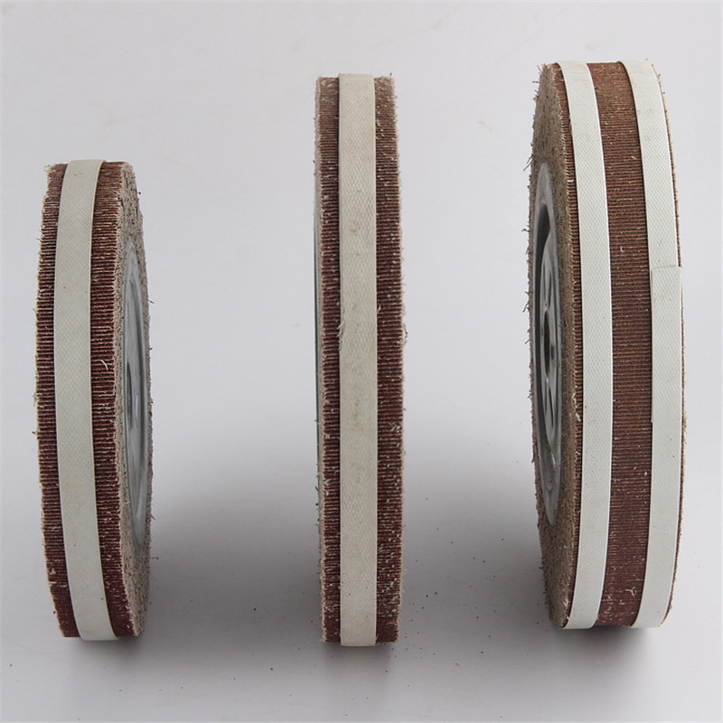 4 5 Aperture 25mm Thick 25mm Polishing Wheel Sandpaper Grinding Wheel Chuck Impeller 80 Grit Back To Search Resultstools