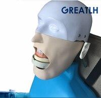 Лучшие Зубные манекенов Phantom головка для стоматологии и зубные технологии Sennior манекенов Phantom голову с туловища