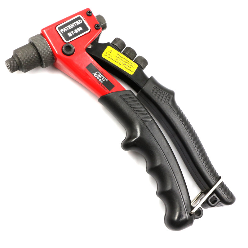 Light Rivet Gun Rivet Tongs Household Manual Labor Rivet Gun Tool Rivet Pliers 2.4-3.2-4-4.8