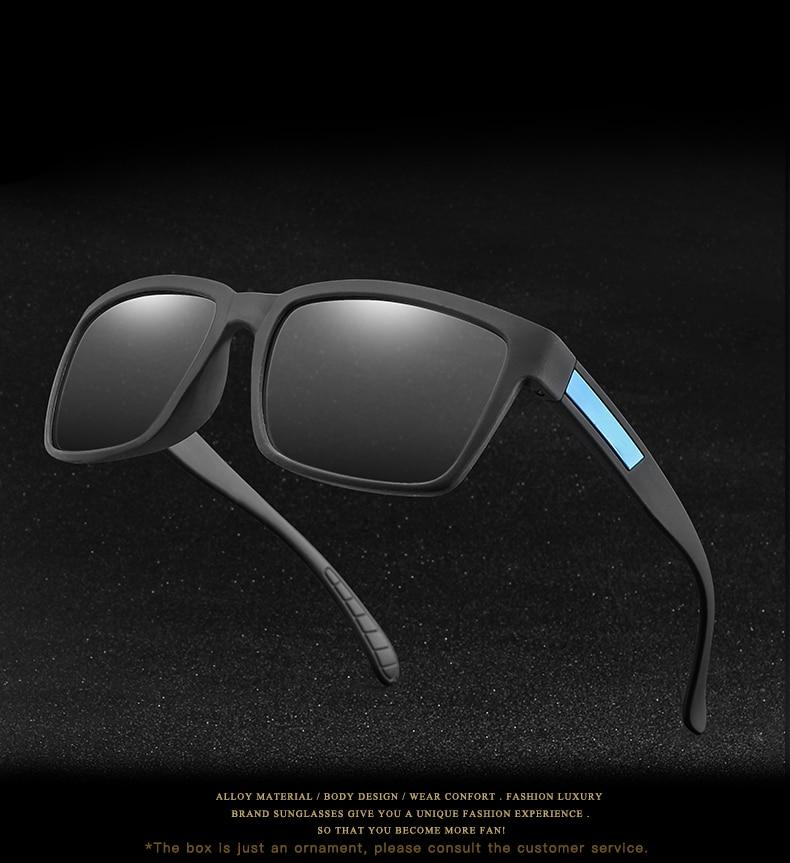 2019 Driving Photochromic Sunglasses Men Polarized Chameleon Discoloration Sun glasses for men fashion rimless square sunglasses in Men 39 s Sunglasses from Apparel Accessories