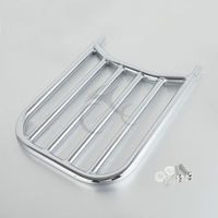 Backrest Sissy Bar Luggage Rack For Indian Roadmaster Dark Horse Springfield Chieftain Chief Classic Vintage 14 18