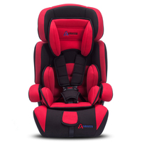 Children Car Safety Seat Baby Sitting Chair Safety Carseat Adjustable Sitting and Lying Kids Booster Seat 9M 12Y