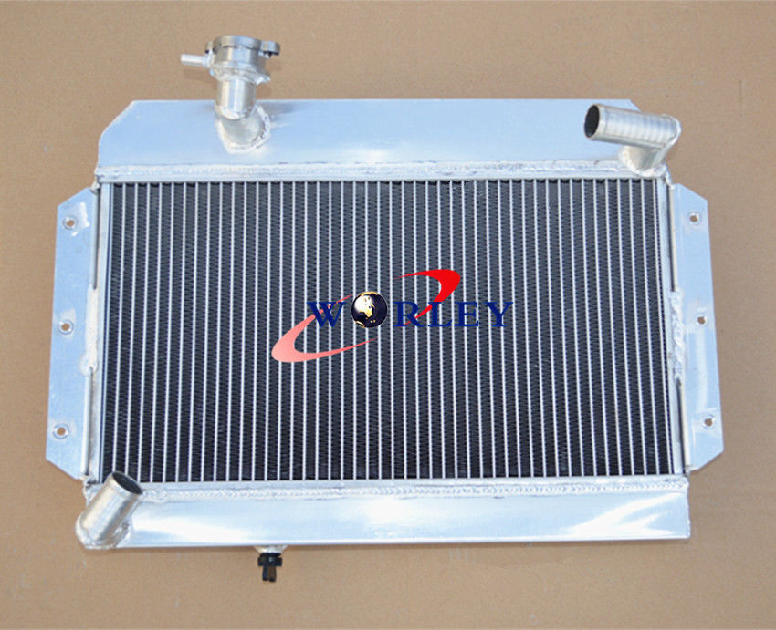 56MM HI-FLOW ALLOY RADIATOR SIDE-FILL MG MGB GT//ROADSTER 1963-1968 64 65 66 67