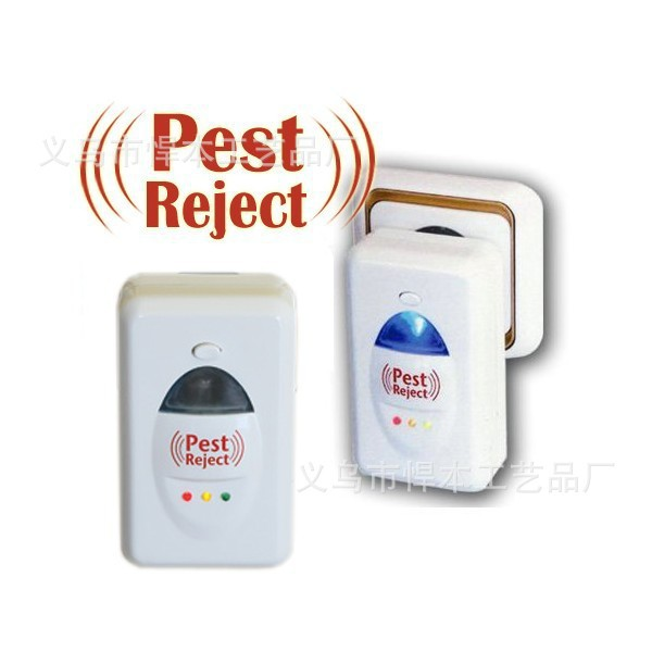 Electronic Anti Mosquitoes Plug Pest Mouse Cockroach Ultrasonic Repeller Reject Home Room Garden Pest Control Tools