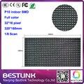 А P10 из светодиодов дисплей стены помещениях 320 * 160 мм 32 * 16 пикселей 3in1 SMD3528 1/8 сканирования RGB полноцветный из светодиодов модуль для рекламных носителей
