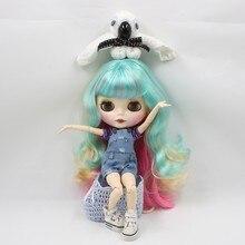 ICY Nude Factory ตุ๊กตาบลายธ์ตุ๊กตา Series No.230BL2369/313/4268 ผสมสีเขียวสีม่วงสีเหลืองสีขาวผิวขาว body Neo 1/6 BJD