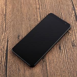 """Image 2 - Цветной для UMI Umidigi A1 Pro ЖК дисплей и сенсорный экран с рамкой 5,5 """"аксессуары для телефонов UMI Umidigi A1 Pro + пленка"""