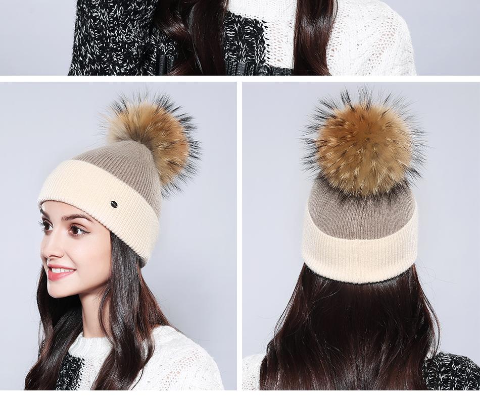 Winter Hat For Women MZ744 (20)