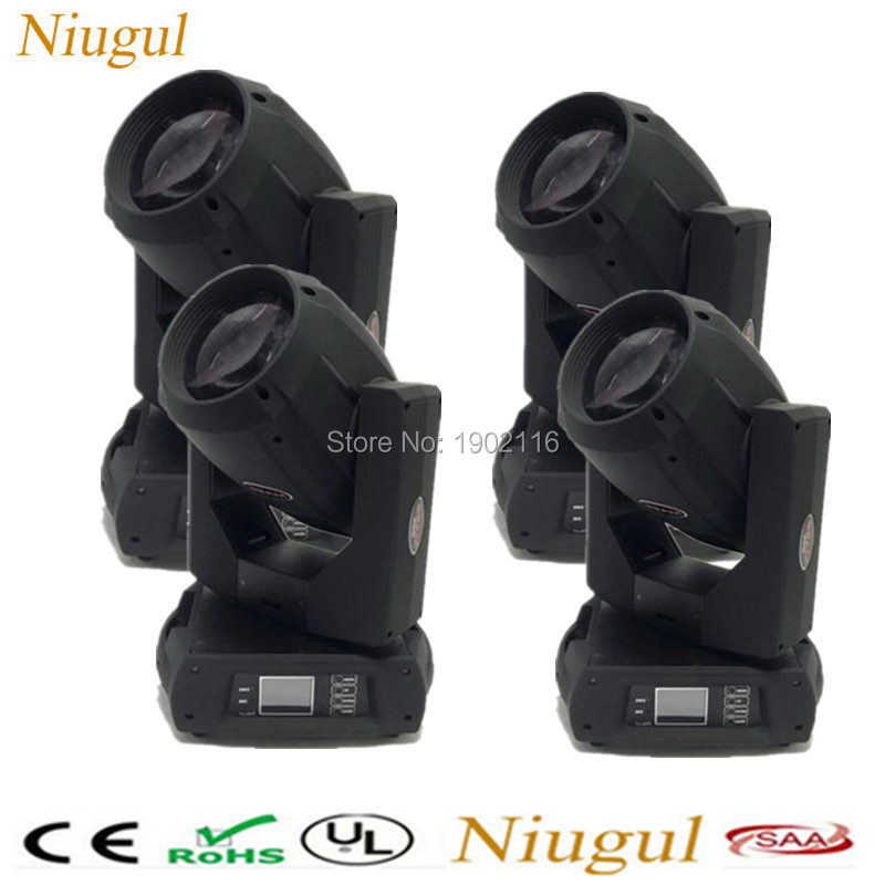 4pcs/lot 350W Moving Head Light 350W Beam 17R Disco Nightclub Stage Light DMX512 nightclub dj bar wedding Party effect lighting antique chinese antique furniture copper fittings metal door latch bolt windows