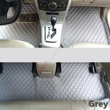 New For Audi A3 8V 2010 - 2013 Interior  Leather Carpet Inner Car Foot Mat 1set