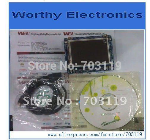 STM32 HY-MINI STM32V carte de développement STM32F103VCT6 avec + 3.2 'LCD