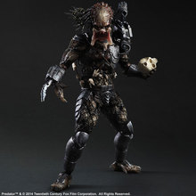 1/7 scale figure doll Predator 10″ action figures doll Collectible figure Plastic Model Toys