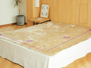 Image 5 - Security Dual Temperature Timing Controller Electric Bed Blanket Household Electric Mattress Soft Mat Warmer Heating Pad