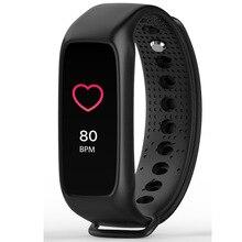 Новый L30t Смарт Браслет полноцветный TFT-LCD Экран динамического сердечного ритма Мониторы Bluetooth smartband для iOS телефона Android