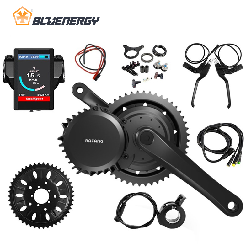Bafang BBSHD 48V 750W 68mm 46T Ebike Electric bicycle Motor 8fun mid drive electric bike conversion kit C965 display free shipping electric bicycle 48v 1000w 8fun bafang bbs03 bbshd mid drive motor kit 68mm 100mm 120mm with c965 lcd display