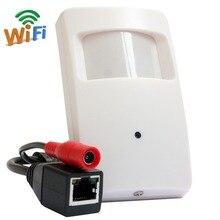 HD 720P IP Camara MINI WIFI Wireless webcam Baby monitor ip cam Wi-Fi P2P Home Security WI FI pocket camara IP PIR style Camera