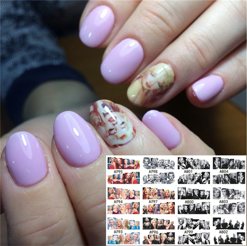 Buy marilyn monroe nails and get free shipping on AliExpress.com