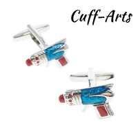 Cufflinks for Mens Star Wars Ray Gun Cufflinks Novelty  Mens Cufflinks Gifts for Men Shirt Cuff links by Cuffarts C10198