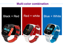 Waterproof Anti-Lost GPS Smart Watch with Touch Screen