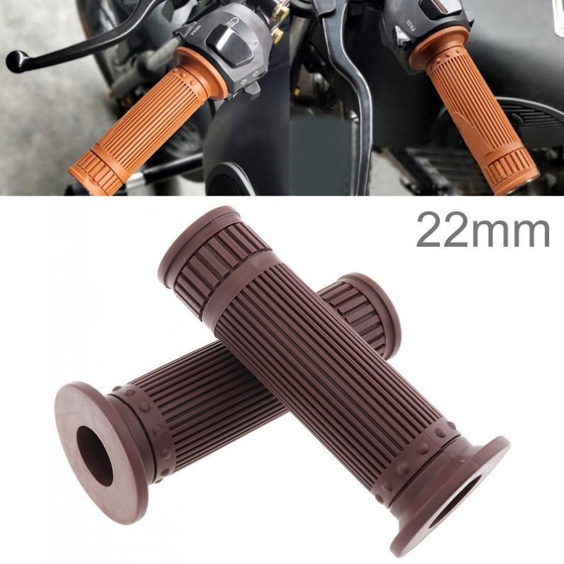 Handbrake Covers Pair 2x 106 MM Soft TRP Motorcycle Motorbike Handle Grips