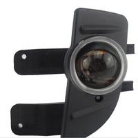 Front bumper high low beam lens sport led halogen hid h9 h11 bulb fog lights accembly holder for VOLKSWAGEN GOLF GTD