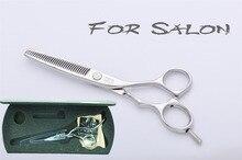 """5.5 """" профессиональный парикмахер салон ножницы / ножницы острые лезвия для прически и филировочные ZD05RI5527A"""
