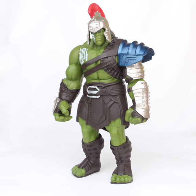 Giant Hulk Action Figure Ragnarok