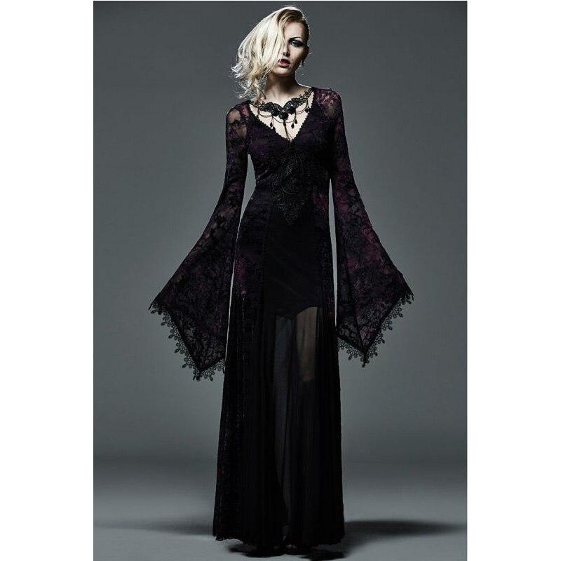 Molto Abbigliamento Gotico Stile Vittoriano UV46 » Regardsdefemmes LD91