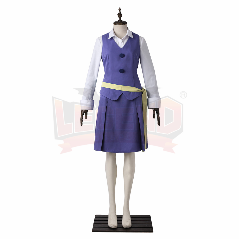 Cosplaylegend Little Witch Academia Barbara Dress Outfit Halloween cosplay costume halloween women costume