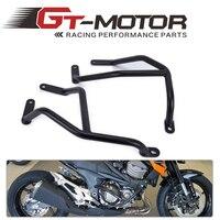 GT мотор Аксессуары для мотоциклов для KAWASAKI Z800 2013 2016 двигателя защитная защита защитный барьер