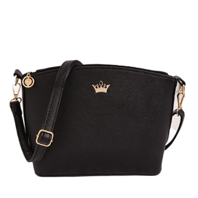 2017 New Designer Women Handbags Fashion Ladies Leather Messenger Bags Cross Body Small Evening Bags Shoulder Shell Bag Bolsa