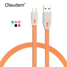 Micro font b USB b font 2 0 Data Sync Cable Charger Line For Samsung HTC