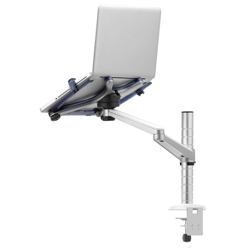 2-in-1-Tablet-PC-Holder-and-Laptop-Stand-Height-Adjustable-Arm-360-Rotation-Aluminum-Alloy