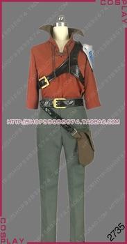 Ira de Bahamut alma virgen Shingeki no Bahamut cazador de recompensas Favaro Leona Cosplay traje uniforme S002