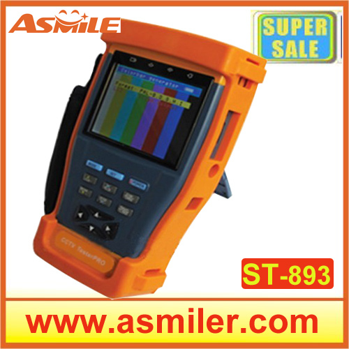 3.5 inch cctv ip tester Stest-893 from Asmile