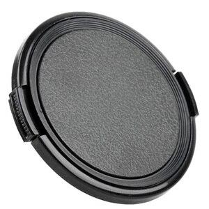 Image 5 - 100 piezas 52mm nuevo Snap en tapa frontal tapa de lente Protector de lente para Canon EOS EF Nikon Sony NEX pentax Fujifilm panasonic lente de 52mm