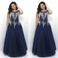 Plus Size Women 4XL 5XL Evening Party Maxi Dress Robe Long Femme Embroidery Lace Elegant Plus Size Dresses For Women 3XL 4XL 5XL