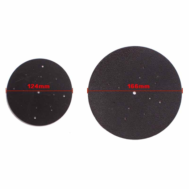 China Miracle TDP Lamp Mineral Element plate for TDP Far Infrared Mineral Healing Plate large 166mm Diameter
