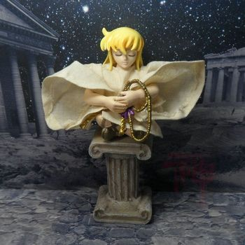 Hong Kong version of Saint Seiya Myth Cloth Virgo Shaka Junior Edition Package*