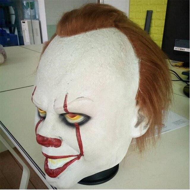 Маска клоуна Оно 3