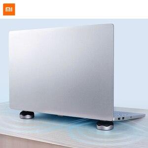Image 2 - Youpin Norma Mijia Youpin Hagibis Notebook pad di raffreddamento Magnete adsorbimento e Fisica di raffreddamento e Stabile anti slip