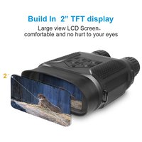 Digital Infrared Night Vision 7x31 Zoom Binocular Camcorder 1280x720p HD Photo Camera Video Camera Recorder Clearly see 400m