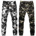 Hot 2015 Army Casual Fashion Mens Joggers Spring Harem Pants Men Skinny Cargo Camouflage Pants Military Trousers Plus Size M-5XL